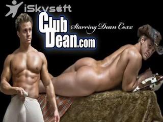 Dean Coxx Hot Bi 3some