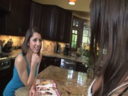 "Lexi Bloom and Sally Charles in ""Lesbian  ..."
