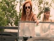 "Tarra White, Anna Polina in ""Inglorious B ..."