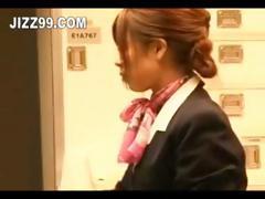 Big Boobs Stewardess Fucked By Plane Geek