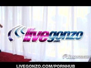 Jayden Jaymes Fucked Live on LiveGonzo
