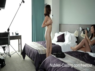 Nubiles Casting 18 Years Old And Eager To Do Porn