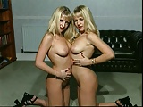 The Twins Belinda & Jo Burton