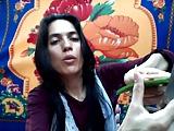 latina natural nails