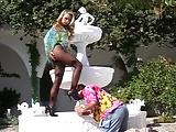 LILIANE TIGER in Leg Affair 15 sc.1