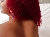 Mr POV - Redhead ebony Daisy Ducati invetes you to fuck her
