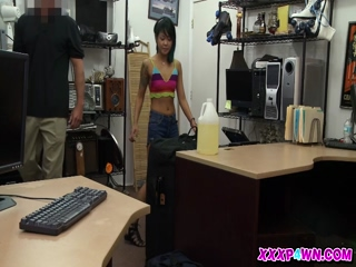 Fucking An Asian Masseuse