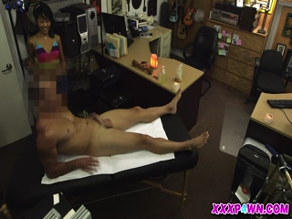 Asian Chic Gets Fucked