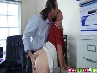 Mr Rich feeding Shyla Ryder his big cock