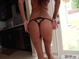 Francesca Le hot ass and pusyy fucked