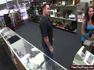 rocker slut fucked a pawn man