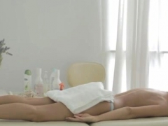 Dad Watch Teen Massage Completes Up In Sex