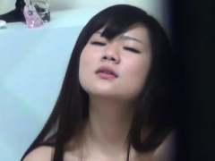 Cute Asian Masturbating