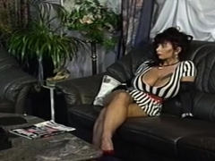 Australian Mature Pornstar In Orgy