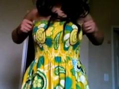 Cute Shy Teen Masturbates On Cam