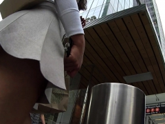 Teen Nicole Public Nudity And Upskirt Video