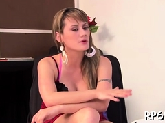 Cutie Drives A Boy To Agonorgasmos By Hardcore Pounding