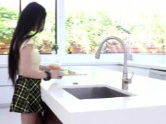 19yo Asian Jade Kush Seduces Her Stepdad
