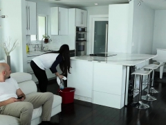 Hot Maid Mi Ha Gets Fucked Hard By Jmac For A Lot Of Cash
