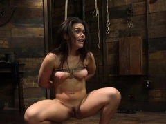 Beautiful Slave Gets Oral And Fuck Training