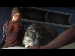 Ellie last of us gets fucked