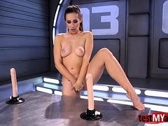 Hot Pornstar Anal Fuck And Orgasm