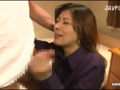 Japanese wife fuck by father in law 3