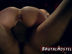 Mistress Play With Slave And Bondage Fuck Machine Anal