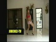 Chava bailando sexy
