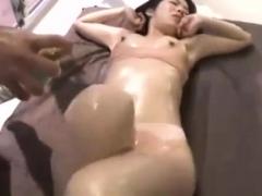 Asian Blowjob Massage