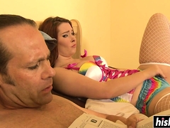 Redhead Melody Gets Her Ass Banged