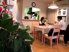 Japanese Babe Double Blowjob Scene