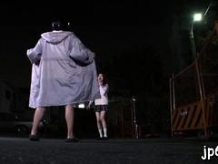 Breasty Milf Public Flashing For Random Stud Previous To Sex