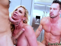 Boss's Step Daughter Gets Licked Army Boy Meets Busty