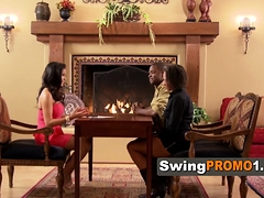 Laura Admits She Is Nervous Of Swinging
