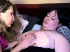 Mature Milf Teaches A Young Runaway About Lesbian Love