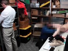 Fake Cop Fucks Girl And Mom Caught Masturbating To Porn