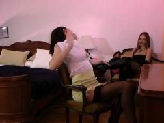 British Lesbian Eats Cunt