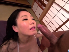 Sensual Shino Izumi Uses Moth And Pus
