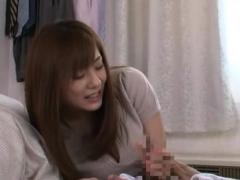 This Japanese Babe Has Big Boobs