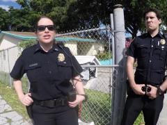Milf Cops Subdue Girlfriend Smacker