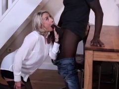 French Blonde Milf Anal Bbc Fucking