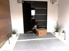 Exxxtrasmall - Petite Teen Banged By Delivery Guy