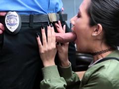 Blonde Big Tits Interracial Dp Habitual Theft