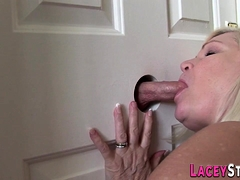 Grandma Blows Gloryhole