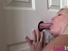 Grandma Blows Gloryhole