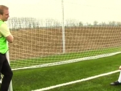 Teen Girl 18 First Time Dutch Football Player Nailed By