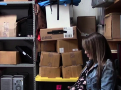 Shoplifter Teen Kimmy Granger Grinds Lp Guys Big Cock