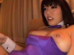 Dirty Exotic Gf Mao Hamasaki Gets Boobs Licked