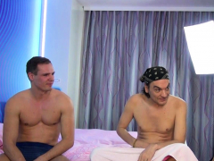 German Petite 18yo Teen Xmas Double Vaginal Gangbang